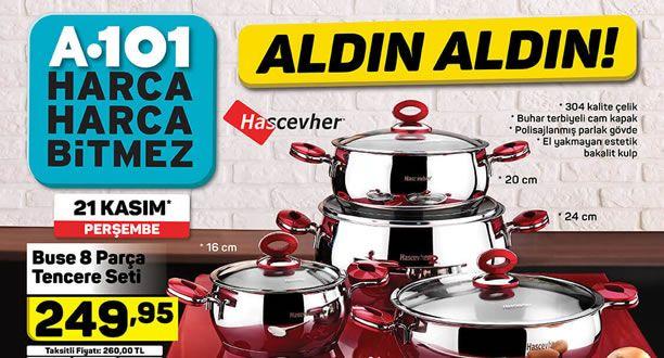 A101 21 Kasım 2019 Aktüel Ürünler Kataloğu