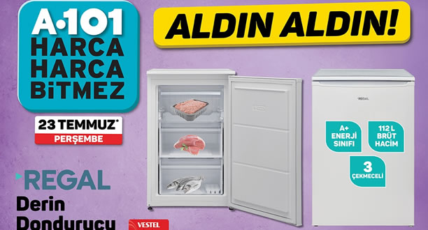 A101 23 Temmuz 2020 Aktüel Ürünler Kataloğu