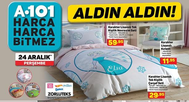 A101 24 Aralık 2020 Aktüel Ürünler Kataloğu