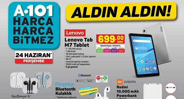 A101 24 Haziran 2021 Aktüel Ürünler Kataloğu