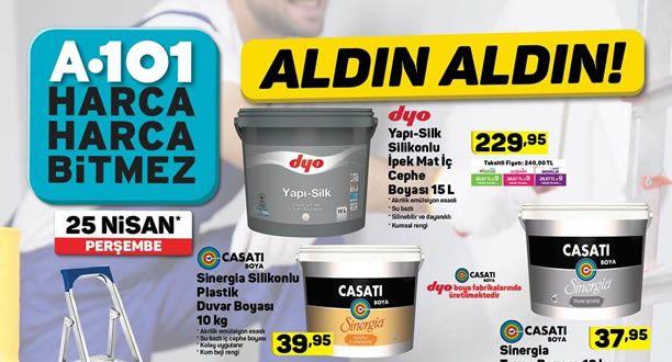 A101 25 Nisan 2019 Aktüel Ürünler Kataloğu