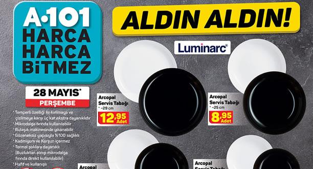 A101 28 Mayıs 2020 Aktüel Ürünler Kataloğu