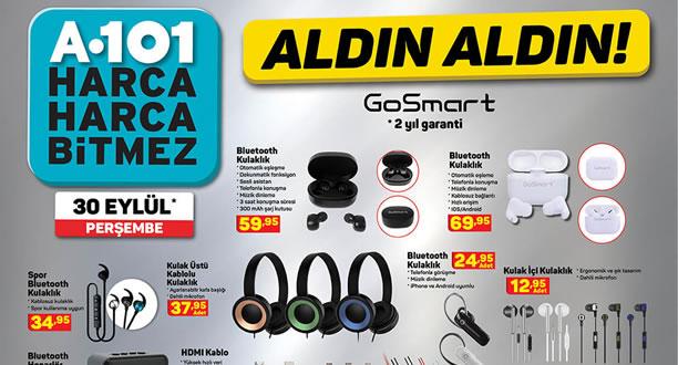 A101 30 Eylül 2021 Aktüel Ürünler Kataloğu
