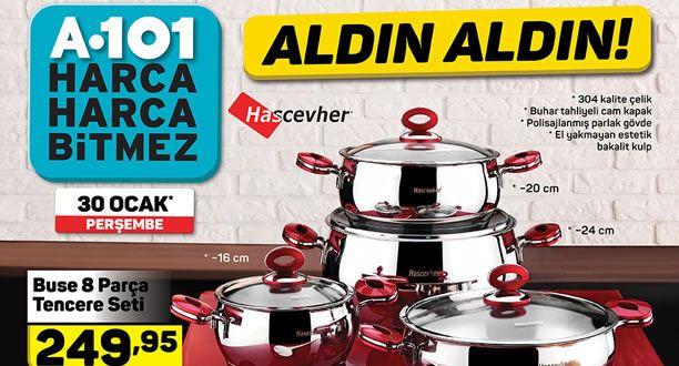 A101 30 Ocak 2020 Aktüel Ürünler Kataloğu