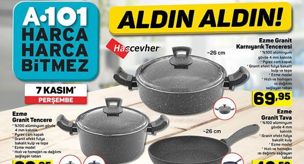 A101 7 Kasım 2019 Aktüel Ürünler Kataloğu