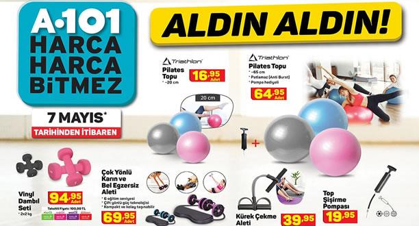 A101 7 Mayıs 2021 Aktüel Ürünler Kataloğu