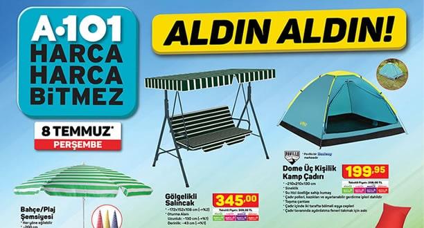 A101 8 Temmuz 2021 Aktüel Ürünler Kataloğu